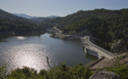 Data Infrastructures : Barrages en Corse